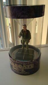 Stargate Atlantis Daniel Jackson Collectable Pewer Figurine Metal Figure Boxed
