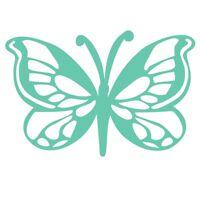 Kaisercraft TEMPLATE / STENCIL 6x6 Designer Template - Butterfly