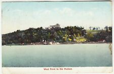 NEW YORK - West Point To The Hudson - United States - 1907 used postcard