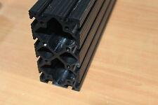 80/20 Inc TSlot Aluminum Extrusion 15 Series 3060 x 78 Full Black ANO F1-3
