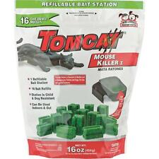 Tomcat Mouse Bait Station 16Ref