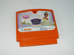 VTech - V.Smile Lernspiel Küss den Frosch - Disney
