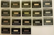 Mary Kay Mineral Eye Color, SELECT YOUR SHADE, Hard To Find Colors, NEW