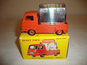 "FRENCH DINKY 564 RENAULT ""ESTAFETTE"" MIROITIER - EXCELLENT in orig BOX"