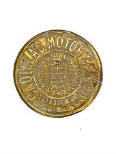 Cadillac Wheel Emblem Badge