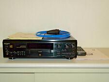 Sony mds-ja555es high-end MiniDisc grabador, Swoboda-modificación, 2j. garantía