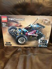 New! 42124 LEGO Technic Off-Road Buggy Set sealed