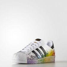 Adidas Superstar Pride White