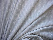 1 Lfm Jersey 3,00€/m²  Doublejersey Baumwolle mit Pünktchen, 178cm breit ZA2