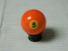 "NOS Billiards ARAMITH Belgium 2 1/4"" Regulation #3 Replacement Pool Ball"