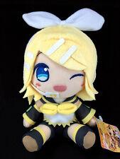 Kagamine Rin Plush Doll official Taito Hatsune Miku Vocaloid