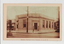 Baldwin,Long Island,NY.Baldwin National Bank.Nassau County,c.1930s-40s