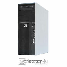 HP Z400 Workstation, Intel Xeon X5650, 12GB RAM, NVIDIA NVS 300, 128GB SSD, W7