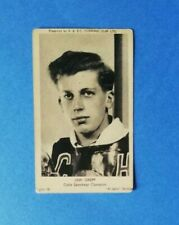 Lew Grepp (Cycle Speedway), A & B.C. Chewing Gum Card - No. 101.