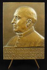 Médaille René Maere Pr Archéologie Antoine Jorissen 1947 Louvain Belgique medal