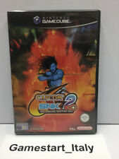 CAPCOM VS. SNK 2 EO (NINTENDO GC GAME CUBE) PAL NUOVO NEW SEALED