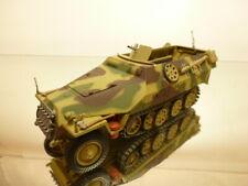 MINICHAMPS Sd.Kfz.251/1 Schützenpanzerwagen - GERMAN ARMY 1:35 - VERY GOOD