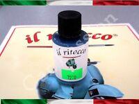 VERNICE RITOCCO SMALTO PIAGGIO VESPA D'EPOCA BLU COD ORIGINALE 7230