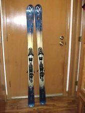 K2 Lotta LUV T:Nine T9 women's skis 153cm with Marker MOD 11.0 adjust. bindings