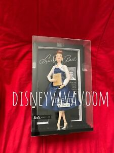 Lucille Ball Signature Barbie Doll 2021 New Actress And Entrepreneur On hand