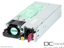 HP 1200w bloc d'alimentation power supply, 500172-b21, 498152r-001