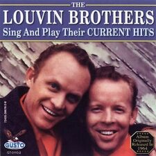 The Louvin Brothers - Sing & Play Their Current [New CD]