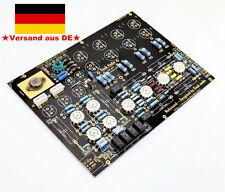 Isami audionote ksl-m77 Line and phono préamplificateur tube pre-Amplifier DIY Kit