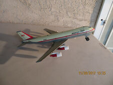 Vintage Tin Litho Boeing 747 Battery Operated Jet Airplane Plane TN Japan N7471