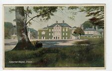 FULLARTON HOUSE, TROON: Ayrshire postcard (C5837).