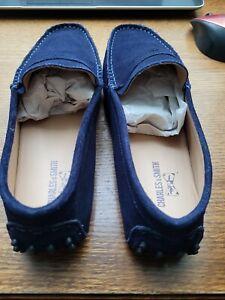 Chaussures - Mocassins homme Charles et Smith CHSM-061- électrique - taille 43