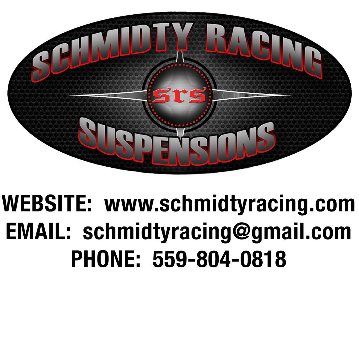 SCHMIDTY RACING SUSPEN.559-804-0818