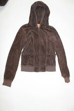 Preowned Brown Juicy Couture Small Ladies Womens Childrens Jacket