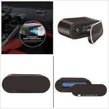 Wifi Wireless Spy Hidden DVR Camera IR Night Vision Security Motion Alarm Clock