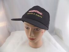 SENSATRAC SHOCKS & STRUTS STITCHED LOGO SNAPBACK BASEBALL HAT CAP PRE-OWNED ST50
