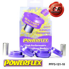 Audi 80, 90 inc Avant 73-96 Powerflex Frnt Subframe Rear Bushes 10mm PFF3-121-10
