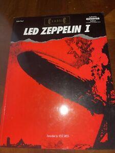 Led Zeppelin 1 Guitar Tab