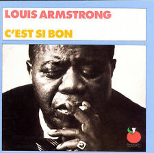 C'est Si Bon [Rhino] by Louis Armstrong (CD, Oct-198...