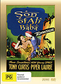 SON OF ALI BABA Piper Laurie Tony Curtis persia NEW DVD