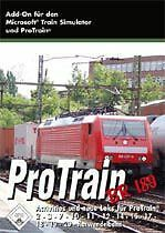 PRO TRAIN THEMA BAUREIHE 189 ******* Trainsimulator Neuwertig