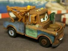 CARS 2 - MATER WITH SPY GLASSES - Disney Pixar Loose Ed. WALLMART