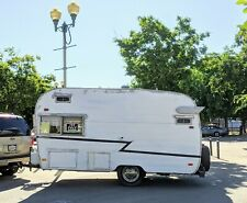 New listing 1963 Shasta Scs Vintage Travel Trailer - 16 ft with Bathroom/Shower -Road Ready!