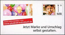 Plusbrief Individuell Jetzt Marke und Umschlag selbst gestalten Werbeflyer