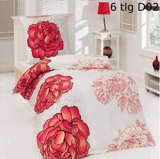 Bettwäsche Spannbettlaken Blumen günstig kaufen | eBay