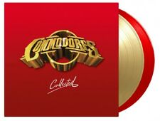 Commodores - Collected 180g COLOURED vinyl LP PRE-SALE 30/11 Lionel Richie Best