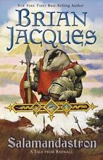 Salamandastron (Redwall, Book 5) by Jacques, Brian