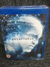 Prometheus (Blu-ray, 2012) *New & Sealed* Freepost In Uk. Genuine Uk Release