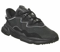 Mens Adidas Ozweego Trainers Core Black Night Met Trainers Shoes