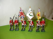 Malborough Military models highland light infantry colours party