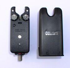 DELKIM EV-D Bissanzeiger Digital Bite Alarm, Blau, Rot, Grün, Gelb, Purple, Case