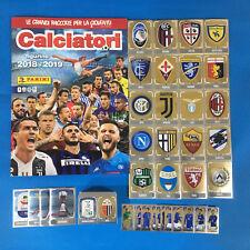 Figurine Calciatori Panini 2018-19 2019 Album + Set Completo 734 Figurine